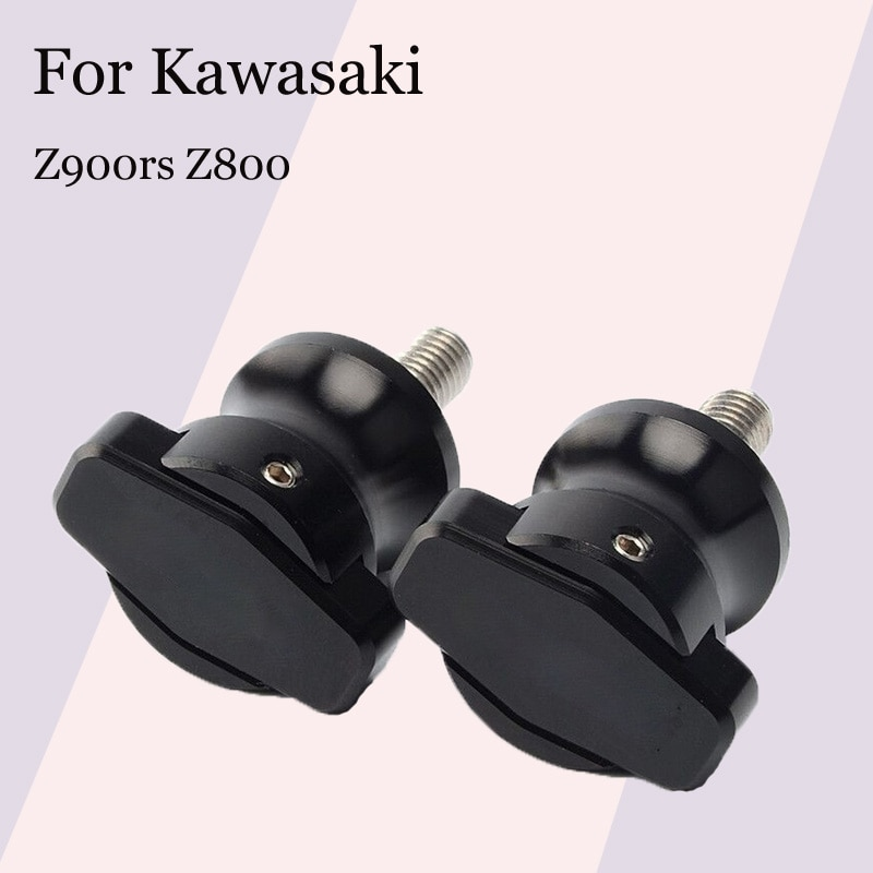 Suitable for Kawasaki Modified Screw for Motorbike Parking Lift Z900rs Z800 Modified New Car Screw Frame Accessories M8