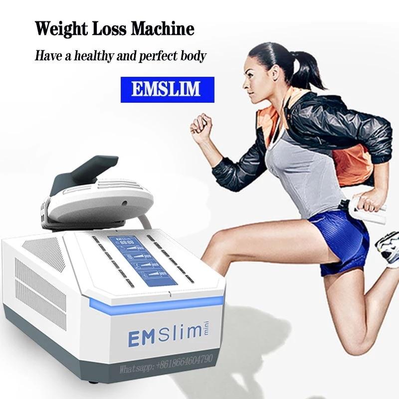 مونوبار RF Emslim نيو الدهون الموقد آلة Ems العضلات محفز نحت نحت الجسم الكهرومغناطيسي ماكينة نحت الجسم