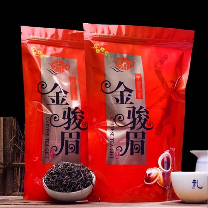 5A Kim Chun Mei, 250g, té negro Jinjunmei de alta calidad para perder peso, comida verde de China