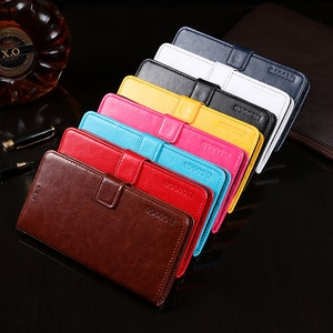 Case For Infinix Hot 6 Case Cover  High Quality Flip Leather Back Case For Infinix Hot 6 Cover Capa Phone bag