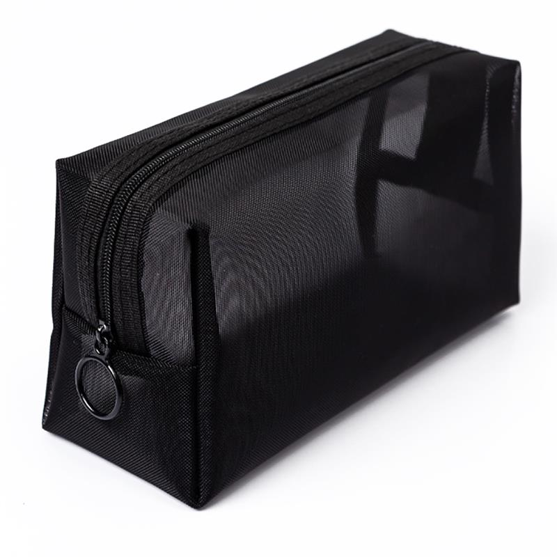 Women Transparent Cosmetic Bag Travel Makeup Bag Makeup Case Women's Bag Make Up Organizer Storage Pouch Toiletry Beauty Bag