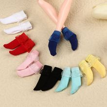 For 1/8 Doll's Socks Candy Color DIY Gift Doll Accessories Stockings Princess Socks Lace Socks Lace
