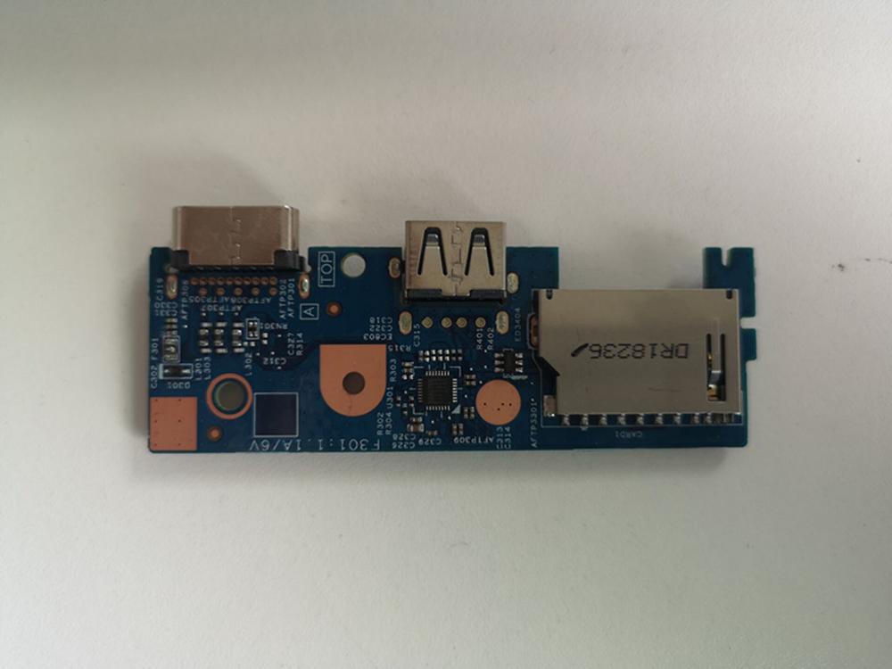 لديل خط العرض 3480 3580 SD فتحة USB VGA صغير مجلس 3FR5T CN-03FR5T