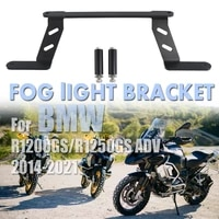 for bmw r1250gs adv lc r1200gs r1200 r1250 gs 2014 2021 moto motorcycle fog light led bracket auxiliary lights holder support