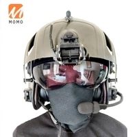 tzaviation rotary wing helicopter pilot aviation headset helmet air force helmet