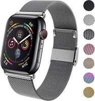compatible watch strap 38mm 40mm 42mm 44mm wristband loop replacement strap suitable for iwatch series 5 series 4 series 3