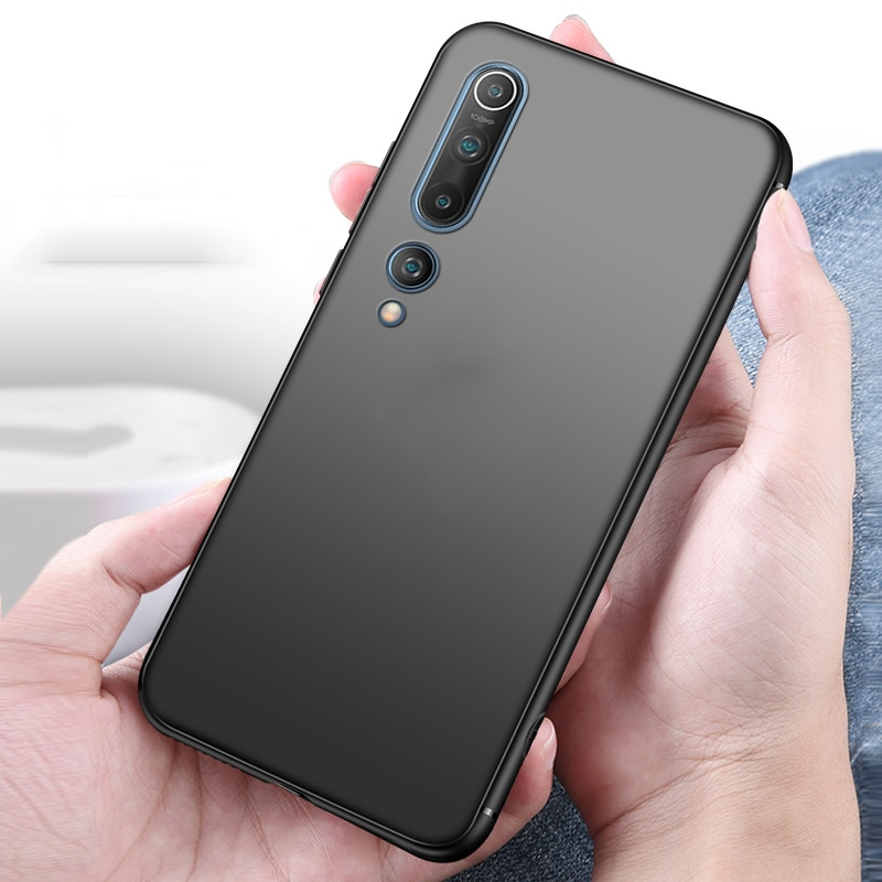 Funda para Xiaomi MI 10 mi10 Pro, funda blanda de silicona TPU con parachoques, funda fina para teléfono Xiaomi MI 10 Pro MI10 5g