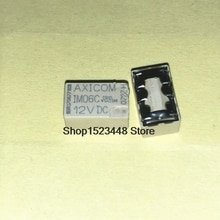 New  IM06C IM06 12VDC relay 20PCS/LOT