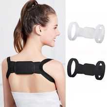 Hot!!!Adult Children Kids Invisible Posture Corrector Humpback Straightener Adjustable Orthodontic Upper Back Support Belt Pain