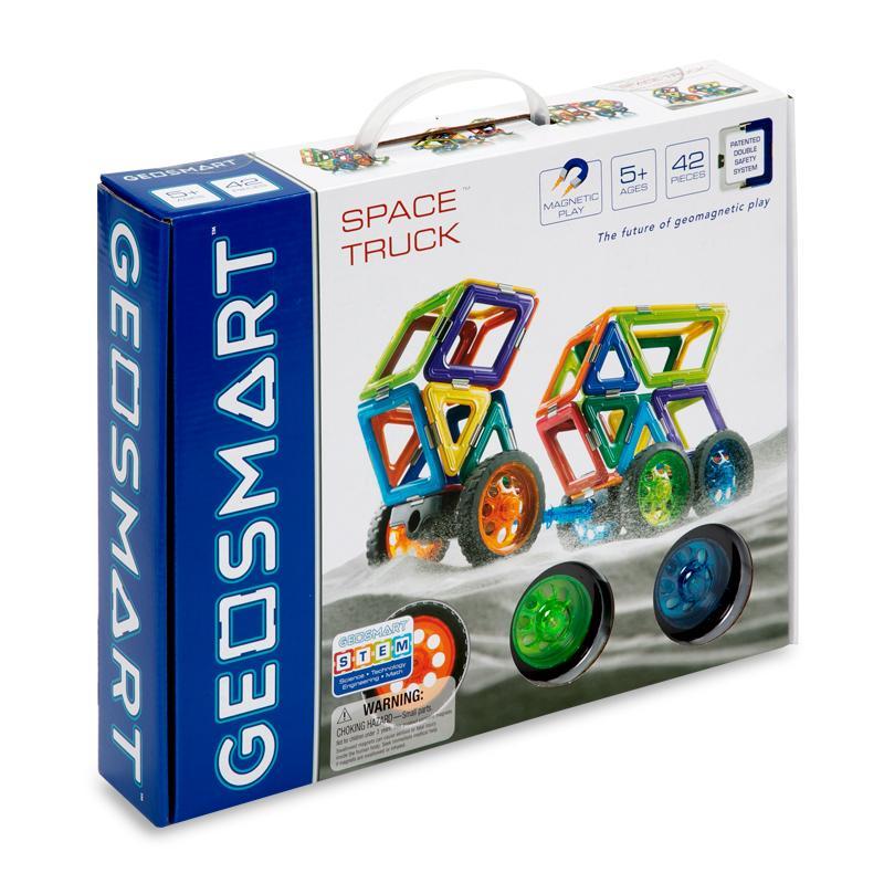 Enrolla la imagen para acercar a GeoSmart -Geo301 - Space Truck - Geo Wheels