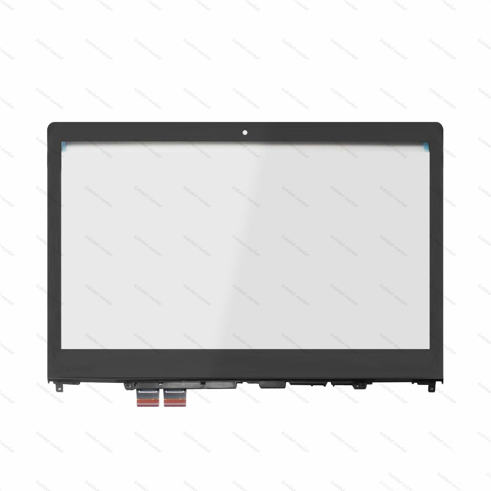 جيانغ لون شاشة تعمل باللمس محول الأرقام لوحة زجاجية لاستبدال لينوفو اليوغا 510-14ISK 80S7