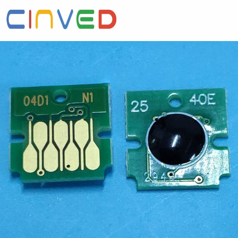 T04D100 T04D1 Chip de Tanque de Manutenção para Epson L6168 L6178 L6198 L6170 L6190 L6191 L6171 L6161 L6160 WF-2860 WF2865 XP-5100 chip