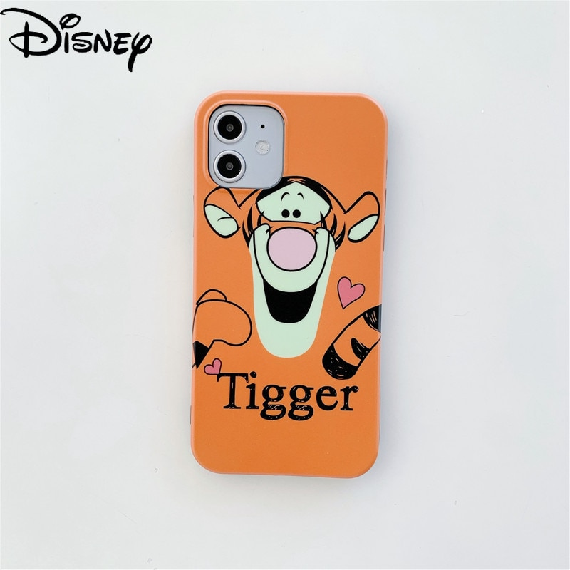Disney Phone Case for IPhone12ProMax Phone Case for IPhone11/7/8/7p/xr/xs/xsmax/12mini/se Phone Cover Mobile phone accessories  - buy with discount