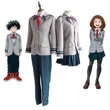 Costume de Cosplay Boku No Hero Academia, uniforme scolaire My Hero Academia, Costume de Cosplay