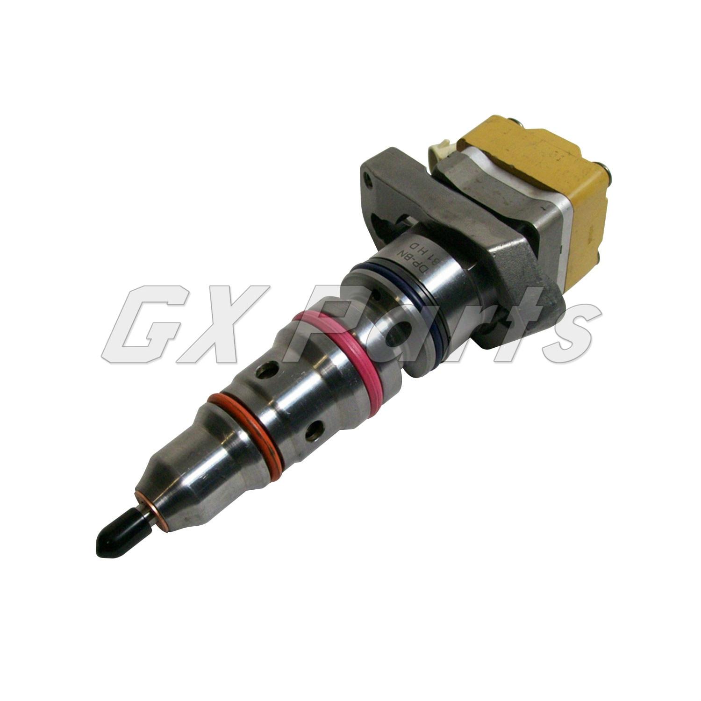 Inyector de combustible diésel 128-6601 198, 6605-178, 0199 para Denso catercater CAT 322C 3126B 3126E FM 325C