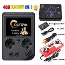 2020 Console de jeu chaude 400 en 1 jeux 8 bits Console de jeu vidéo 3.0