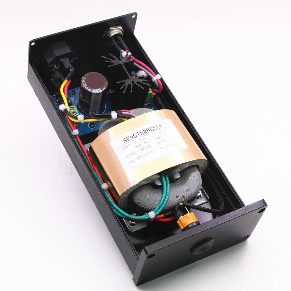 2020 novo acabado 50 w (50va) lt1083cp linear fonte de alimentação hi-end adaptador de alimentação de áudio dc5v 9 v 12 v 15 v 16 v 18 v
