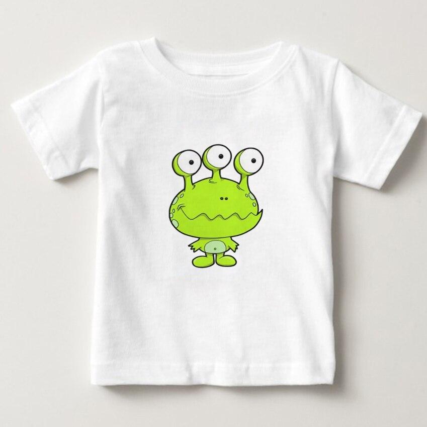 100% Cotton T Shirt 2020 New Summer Boy/girl Clothes T Shirt Kids Short Sleeve O-neck T-shirt Cartoon Tee Camiseta недорого