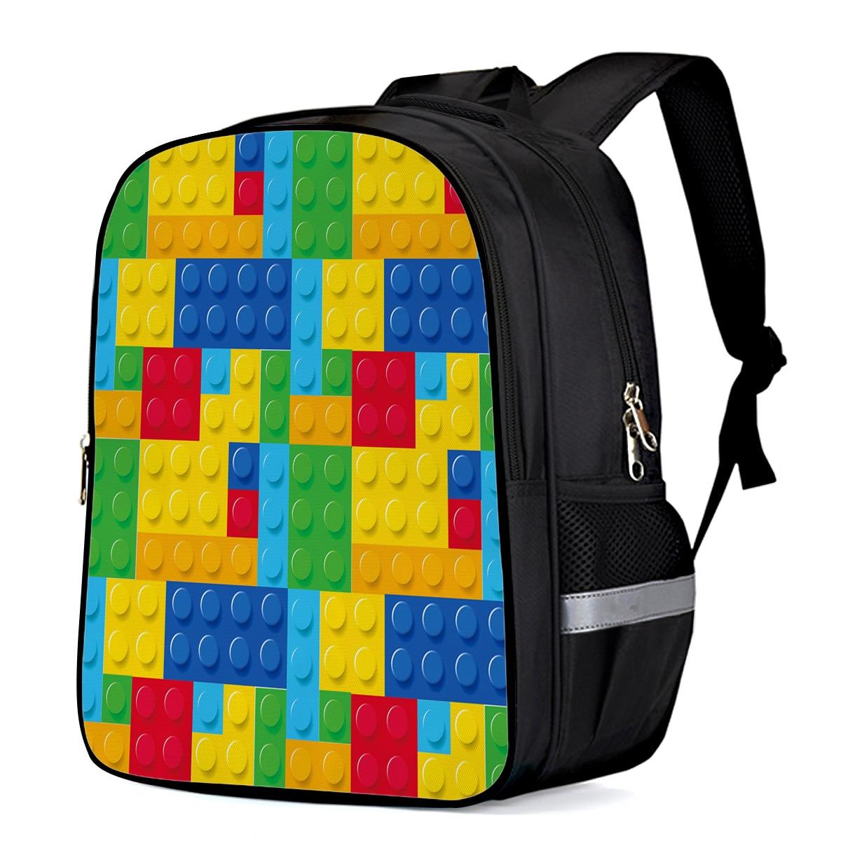Jesus Christ Crucify God Yellow  Backpack Children School  Luxury Backpack Oxford Arcuate Shoulder Strap