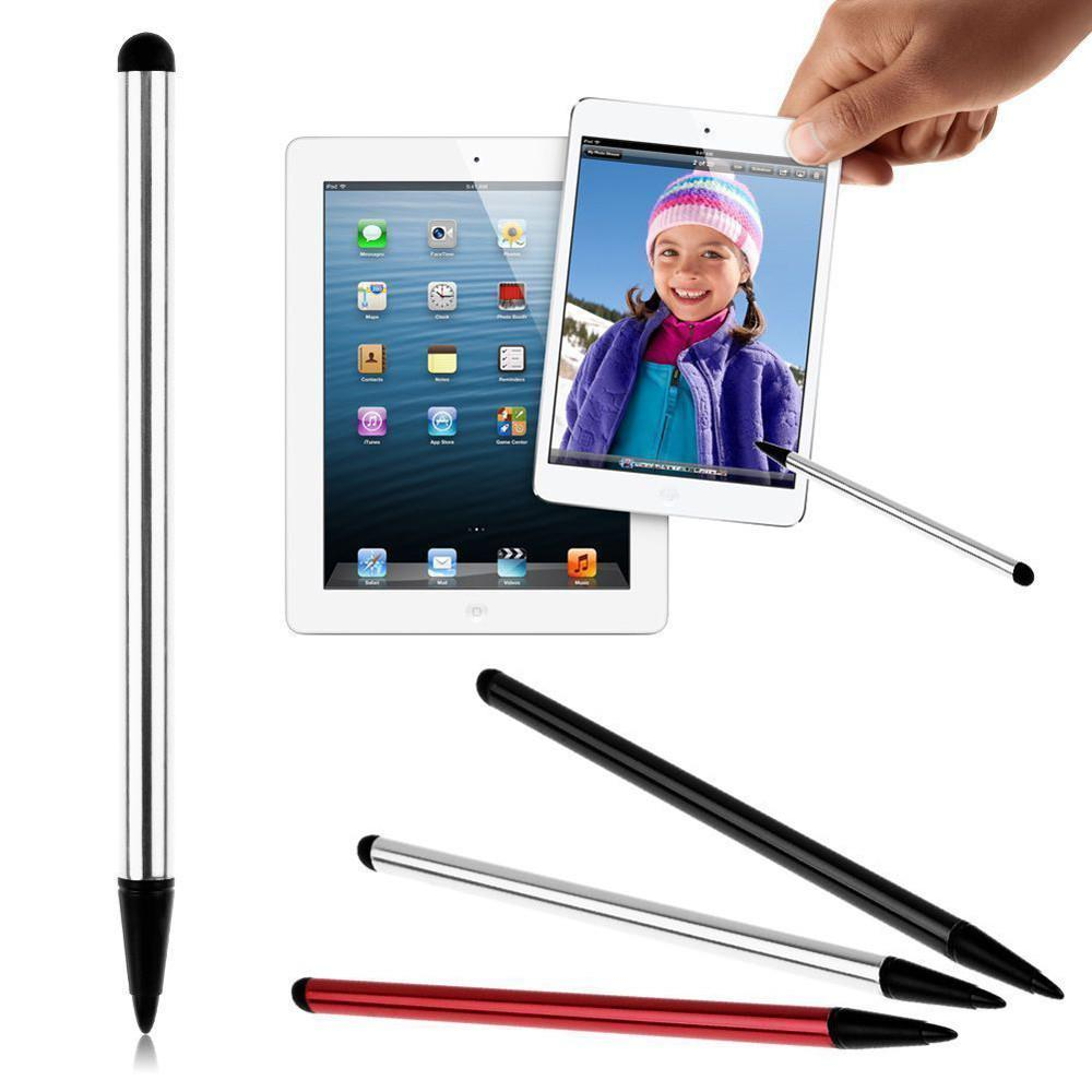 Universal Touch Pen Dual Touch Screen Capacitive Stylus For iPhone iPad Pencil Accessories Touch Pen