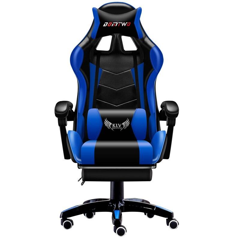Cadeira de jogos profissional lol internet cafe esportes corrida cadeira wcg cadeira do computador cadeira de escritório