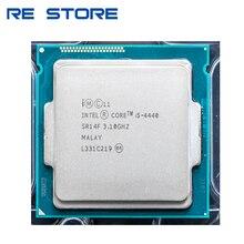 used Intel Core i5 4440 processor Quad-Core 3.1GHz LGA1150 desktop cpu