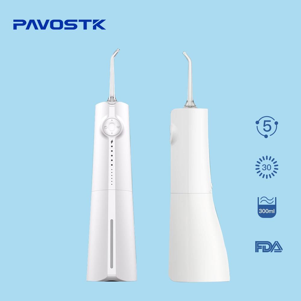 المحمولة عن طريق الفم الري usb قابلة للشحن جهاز تنظيف الأسنان بالماء نفاثة مياه للأسنان 300 مللي خزان المياه مقاوم للماء الأسنان الأنظف
