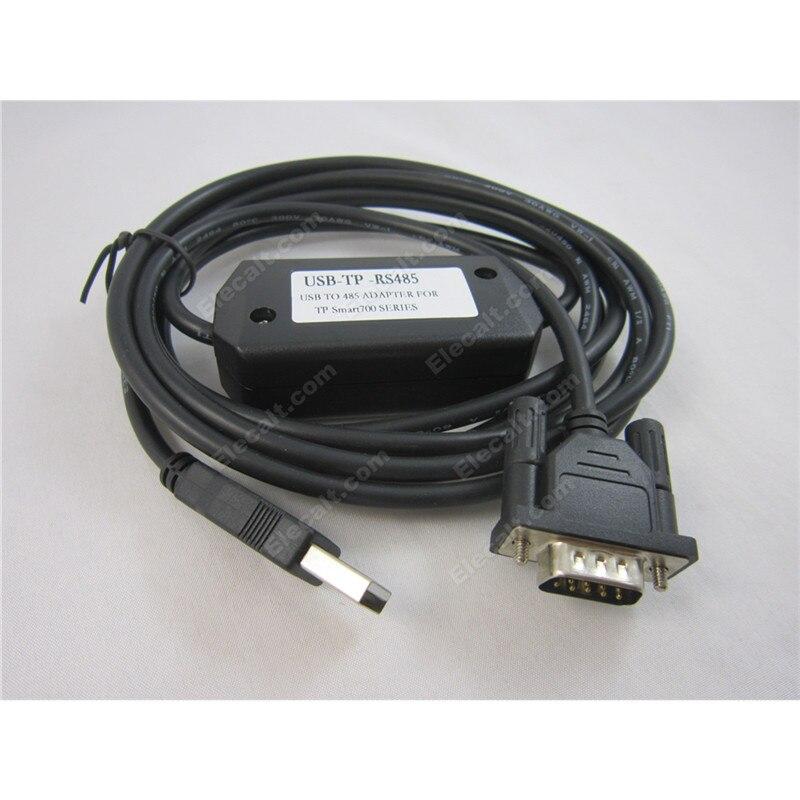 Painel de Toque USB-Smart700 Cabo De Programação para o HMI TP177A TP277 Smart700 Smart1000 OP177B 0B277 MP277