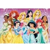 Disney 5D BRICOLAGE Diamant Peinture Dessin Anime Princesse Pleine Diamant Broderie Decoration De La Maison Kits de Point De Croix