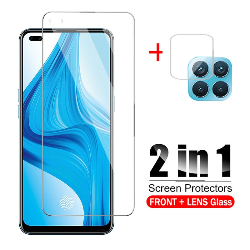 For OPPO F17 Pro Camera glass Global F17Pro Tempered Glass Protective For OPPO F 17 17Pro OPPOF17 Sc