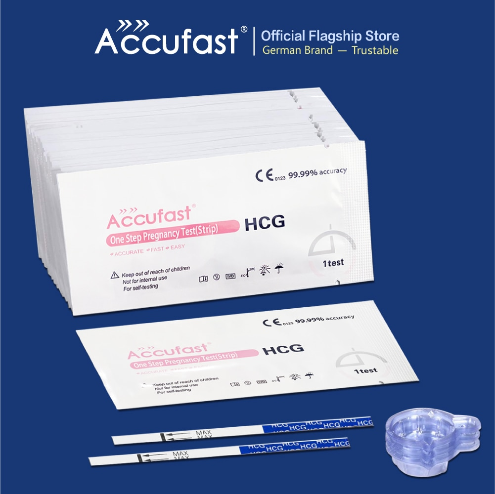test strips for urine analyzer bc401 1 2 4 6 8 100pcs bottle 100 200 400 600 800pcs bc401 bc400 urine analyzer test strips ACCUFAST 50Pcs HCG Pregnancy Test Strip Over 99% Accuracy Early Simple Urine Test Strips Multitudinous HCG Pregnancy Test Strips