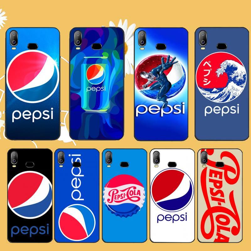NBDRUICAI pepsi cola DIY Printing Phone Case cover Shell For Samsung A10 A20 A30 A40 A50 A70 A71 A51 A6 A8 2018
