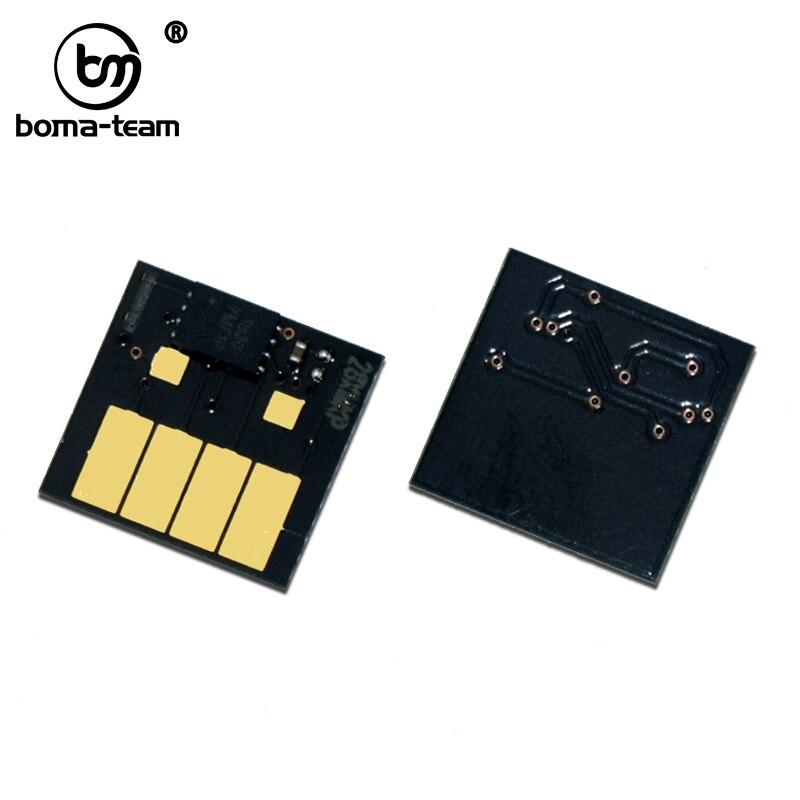 Cartucho de repuesto Chips para HP 728 F9J65A F9J66A F9J67A F9J68A Compatible Chips para HP Designjet T730 T830 728 impresoras de tinta