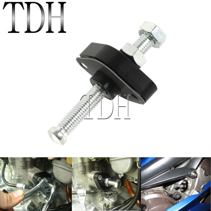 Adjustable CRU Cam Chain Tensioner Replace Timing Chain Tension Adjuster for Yamaha SV XV 650 750 1000 YFM700 YFM600 SP650 TT600
