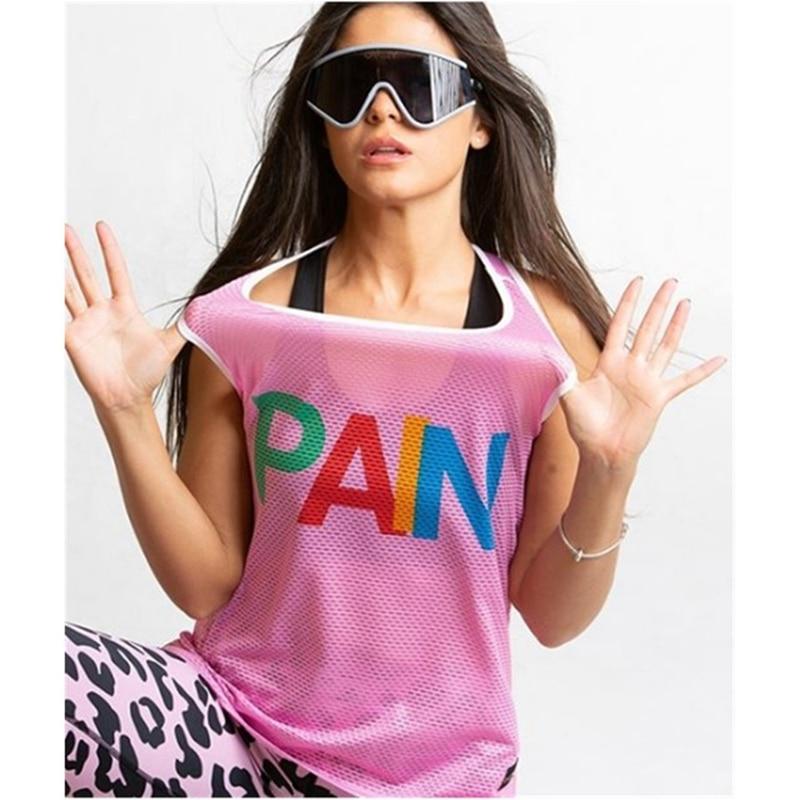 Camiseta Love The pain para mujer, camiseta sin mangas con capa base, chaleco de verano para Ciclismo, Jersey de malla ligero y transpirable, Maillot de Ciclismo