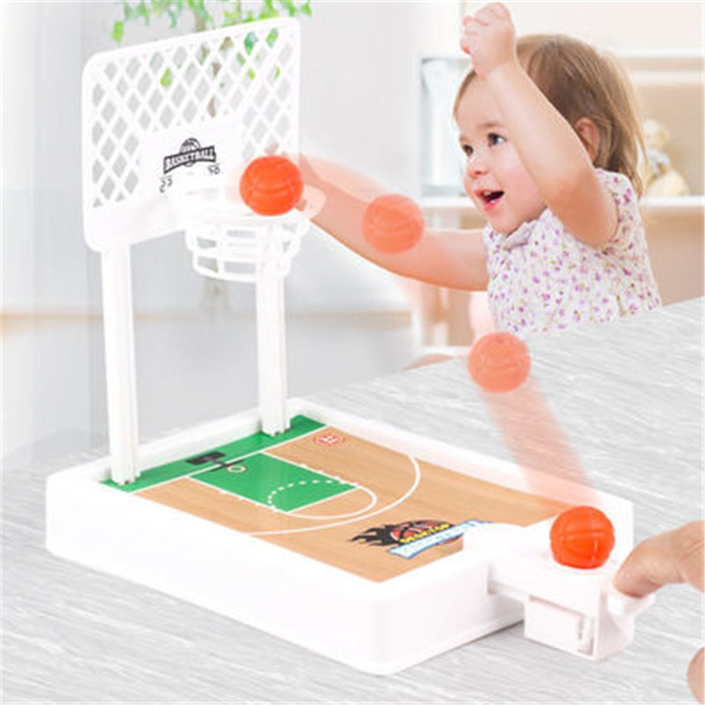 Kids Toys Boys Mini Basketball Hoop Shooting Stand Toy Kids Educational for Children Family Game Toy Sports 2 Player adjustable kids basketball stand hoop indoor outdoor shooting toy with metal pole