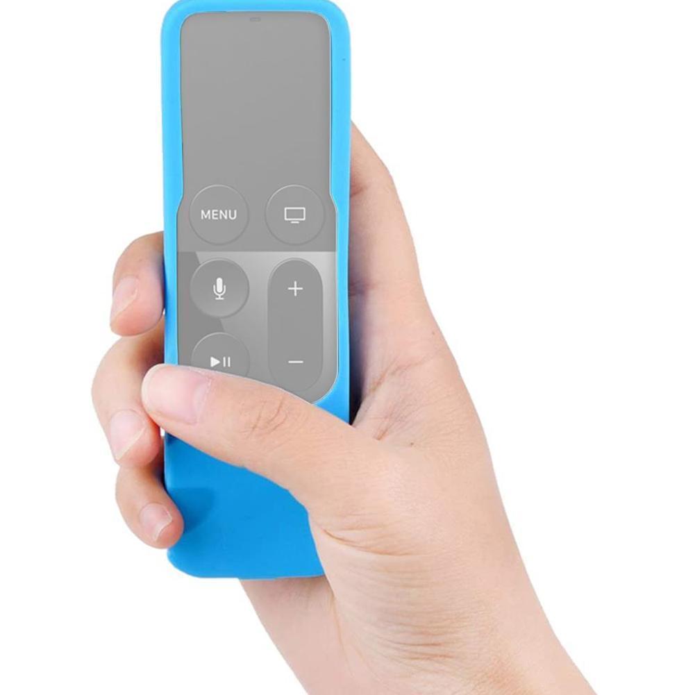 Funda de silicona para mando a distancia, cubierta de silicona para TV...