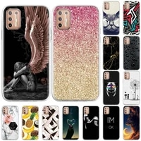 soft case for moto g9 cases tpu silicon cover for motorola g9 plus g9 power g9 play g8 power g7 plus cute painted shell capinha