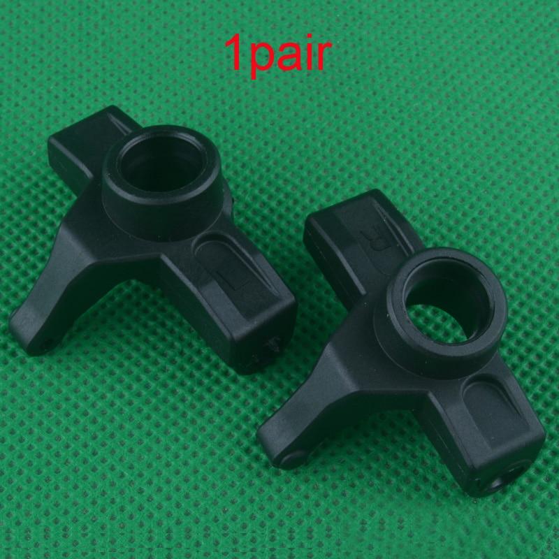 1 par de volante copo hub roda transportadora base de assento da roda para hbx1/16 16889 s1601 s1602 rc fora de estrada de controle remoto peças de reposição do carro