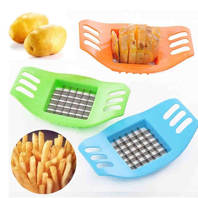 ABS нержавеющая сталь картофельный резак слайсер измельчитель кухонные измельчители кухонные инструменты Гаджеты