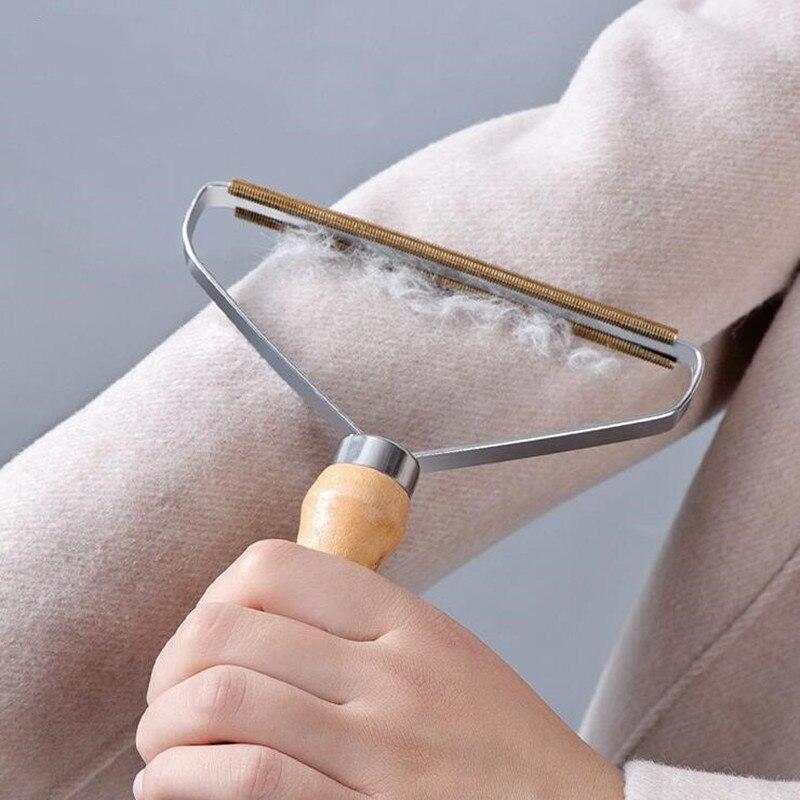 Переносной инструмент для удаления катышков