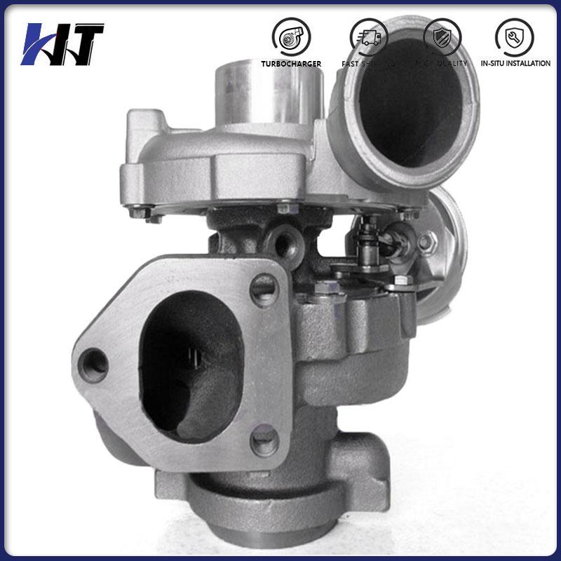 Turbocompresor GT2052V 710415, 710415-5007S 7781436 GT2052V para BMW 525D E39 120Kw M57D /Opel Omega B 2,5 DTI 110Kw Y25DT 2000-2003