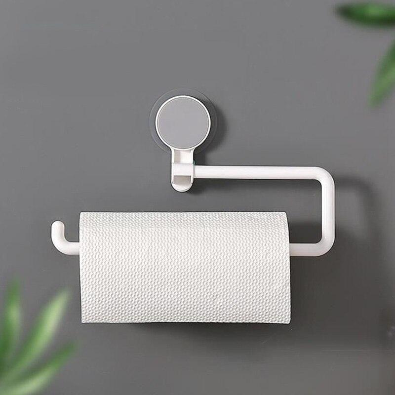 Soporte para papel de cocina, estante para rollo, organizador de toallas de...