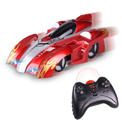 anti gravidade Ceiling Climbing Car Electric 360 Rotating Stunt RC Car Antigravity Machine Auto Toy Cars with Remote Control enlarge