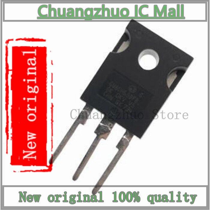 10 قطعة/الوحدة STGW80H65DFB إلى 247 GW80H65DFB TO247 STGW80H65 80A 650V الطاقة IGBT الترانزستور التوصيل المجاني