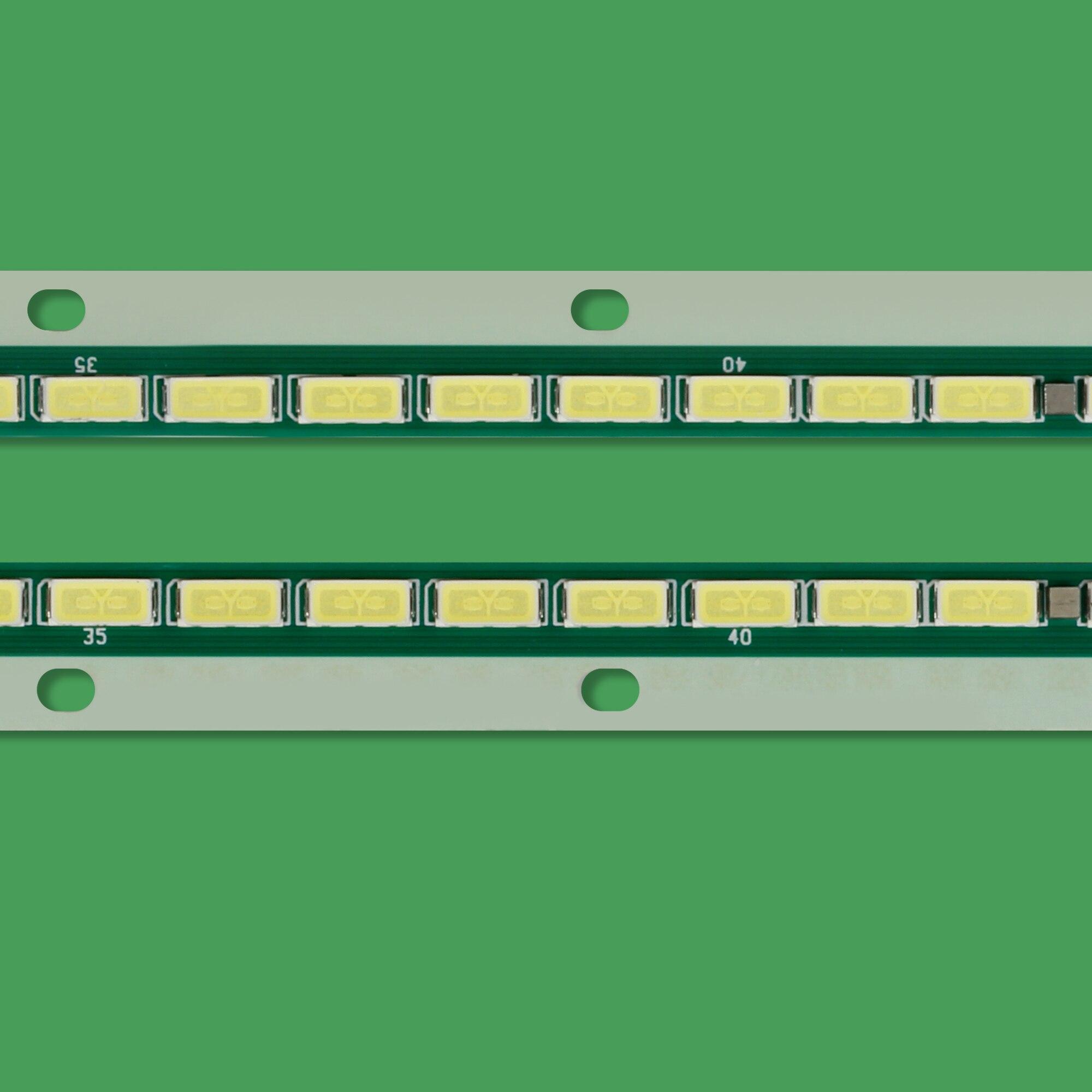 """10pcs LED Strip 84 lamp 65"""" V14 ART3 TV REV0.3 6920L-0001C 6916L1747A 6916L1748A 6922L-0086A For LED65X9800U LED65X950 65E790U enlarge"""