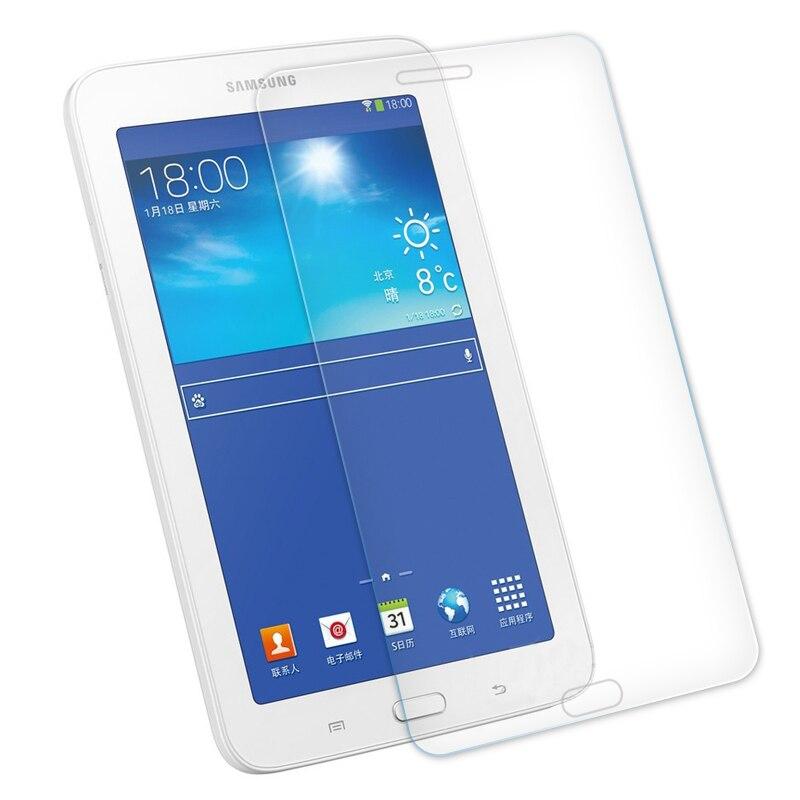 Защитное закаленное стекло для samsung Galaxy Tab 3 Lite SM-T110 T111 T113 T115 T116 Защитная пленка для экрана