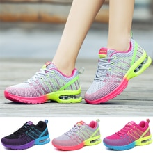Running Shoes for Women Outdoor Breathable Fashion Womens Jogging Shoes Fitness Sneakers Colorful Ai