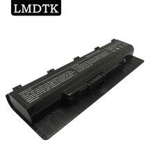 LMDTK Nouvelle batterie dordinateur portable pour asus N46 N46V N46VJ N46VZ N46VM N56 N56D N56DP N56V N76 N76V N76VJ A31-N56 A32-N56 A33-N56 A32-N46