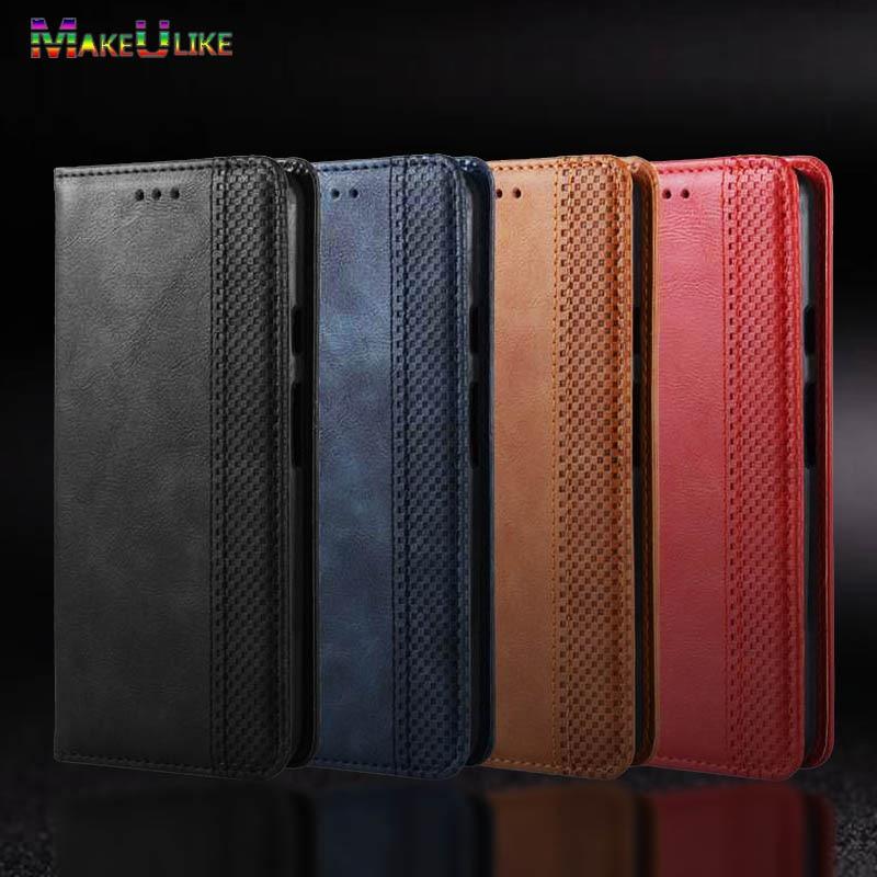 Funda con tapa para Huawei P40 Pro P40 Lite, funda magnética de cuero para Huawei P40 Pro P40Lite Nova 6SE 7i 6 4G 5G